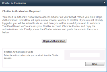 SalesForce Chatter Integration to SharePoint – Part 2 | SharePointAdept