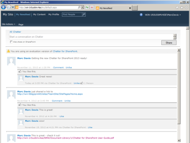 Sharepoint Threaded Discussion View